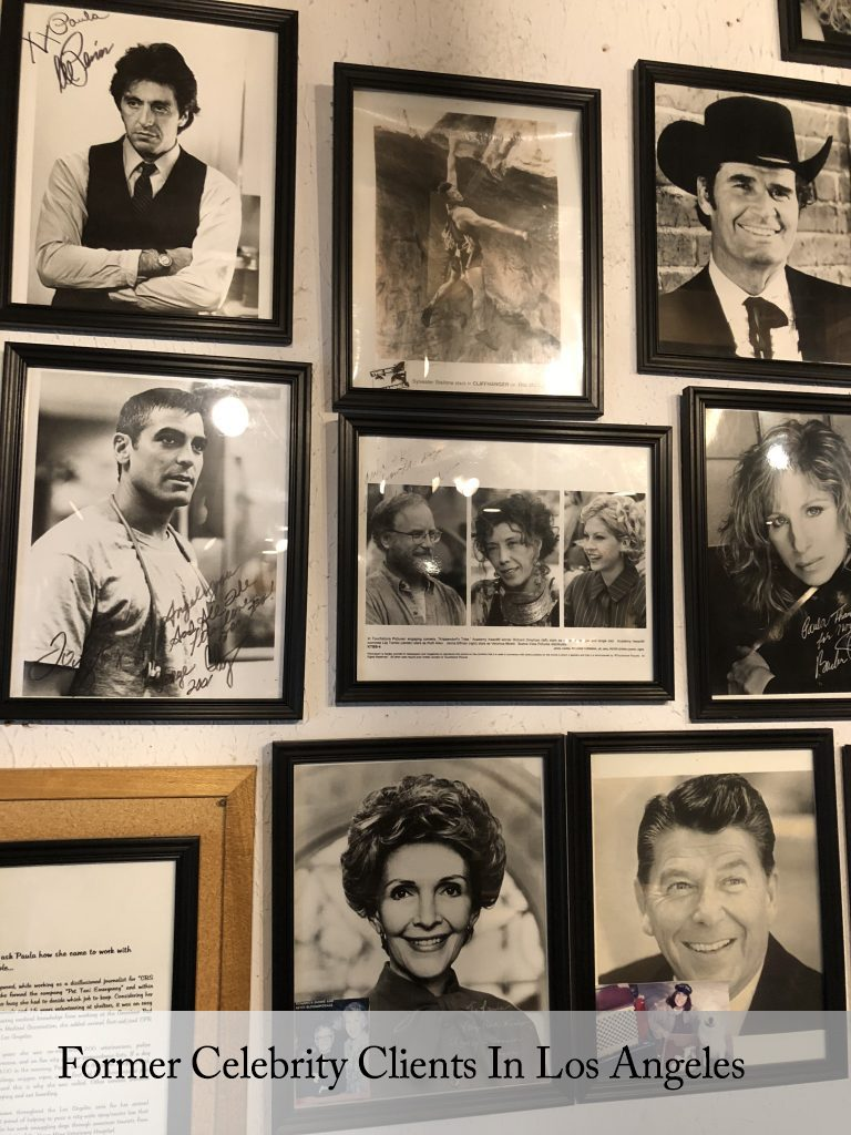 Wall of Celebrities